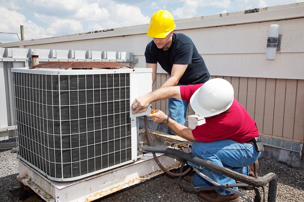 air conditioning installation in Fayetteville, IL